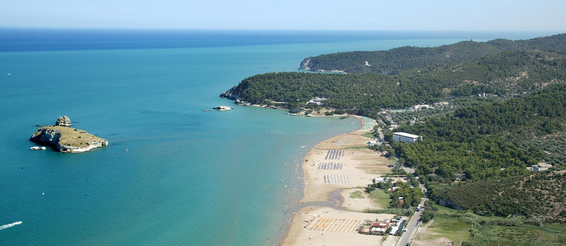 Hotel sul mare per vacanze a vieste sul gargano hotel for Hotel barcellona sul mare