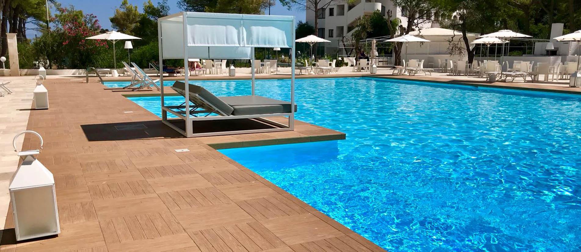 Hotel sul mare per vacanze a vieste sul gargano hotel for Vacanze a barcellona sul mare